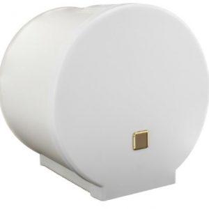 Dispensador De Papel Higienico En ABS Con Boton Ref. YW149 Boccherini