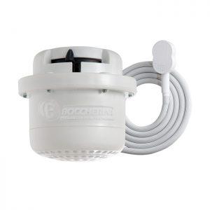 Ducha  Electrica  Fusion  con  Miniducha  1 10 vts  Ref  160110  Boccherini 7707180672227