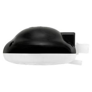 Ducha Electrica Premium Zent Negra 110V Ref. LANZ-07 Boccherini