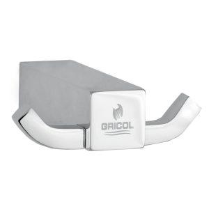 Gancho  Doble Quadra  Ref 01-2459-11  Gricol  7703231023581
