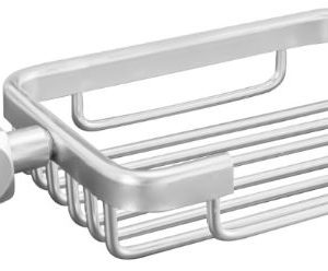 Jabonera Ducha Cuadrada En Aluminio Ref. YW137 Boccherini