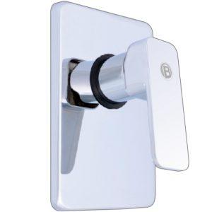 Mezclador  Ducha  M/Control  Cuadrado  SSB  Ref AG-B3   Boccherini