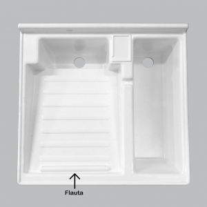 L/Vadero  60 x 60  con Flauta  Plastica  Ref 918018  Siplast